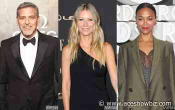 George Clooney, Gwyneth Paltrow, Zoe Saldana to Honor Soldiers in Memorial Day Event - AceShowbiz Media