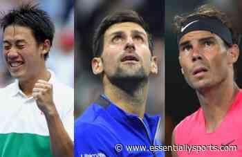 Kei Nishikori Tops Novak Djokovic and Rafael Nadal in an Interesting Stat - Essentially Sports