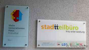 Kreuztal: Stadtteilbüro startet mit eingeschränktem Betrieb - Westfalenpost