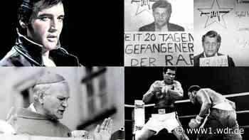 Alltagskultur der 60er und 70er Jahre in Grefrath zu sehen - WDR Nachrichten