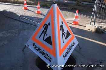 Kanalreinigungsarbeiten in der Stadt Guben - NIEDERLAUSITZ aktuell