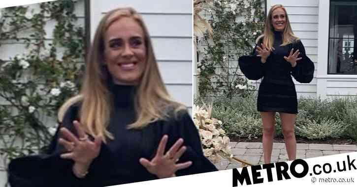Adele's former trainer praises superstar's 'competitive' side - Metro.co.uk