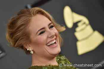 Adele Is Now Friends With the Royal Prince She Once Had a Massive Crush On - Showbiz Cheat Sheet