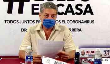 Hay un subregistro de los casos en Iguala pues los confirma por Salud federal, dice el alcalde - El Sur de Acapulco