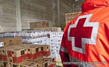 La atención prestada por Cruz Roja en Salamanca durante la pandemia iguala en dos meses al peor año de la crisis económica - Salamanca 24 Horas