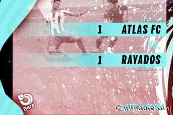 Atlas iguala ante Rayados en nueva jornada de e Liga MX - VAVEL México