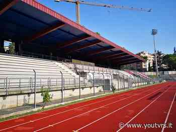 Tolentino, riapre la pista di atletica del Della Vittoria - Youtvrs