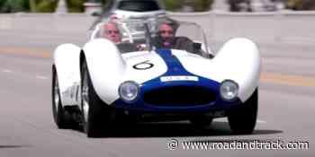 Jay Leno's Garage: Maserati Tipo 61 Birdcage Video Review - RoadandTrack.com