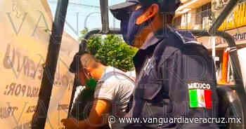 Sujeto prepotente fue detenido en Tantoyuca - Vanguardia de Veracruz