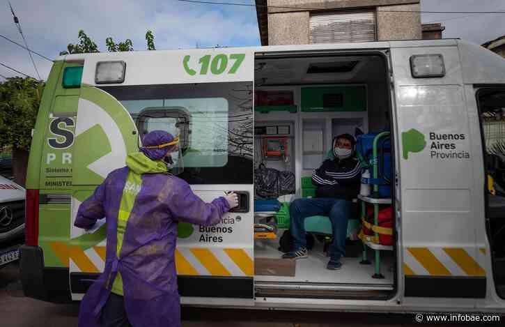 Confirmaron otros 32 contagiados de coronavirus en la Villa Azul y el total llegó a 85 - infobae