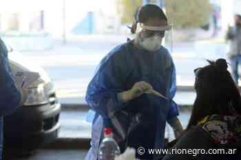 Río Negro: cuatro nuevos casos de coronavirus y una mujer fallecida - Diario Río Negro