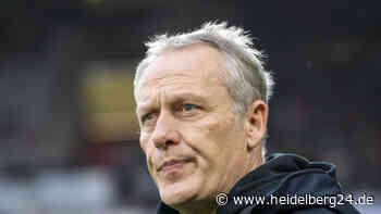 SC Freiburg bei Eintracht Frankfurt: Nationalspieler-Duo droht auszufallen | SC Freiburg - heidelberg24.de