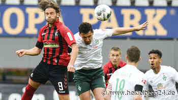 So endete SC Freiburg gegen SV Werder Bremen | SC Freiburg - heidelberg24.de