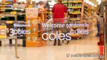 Coles lifts all COVID-19 product restrictions