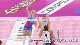 Laura Heyrman sarà ancora una giocatrice di Monza - Corriere dello Sport