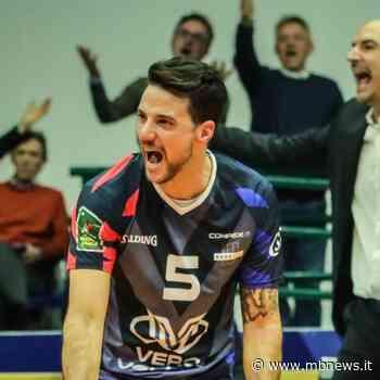 Santiago Orduna in maglia Vero Volley Monza per un'altra stagione - MBnews