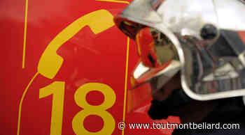 Un camion de pompiers caillassé à Valentigney - ToutMontbeliard.com