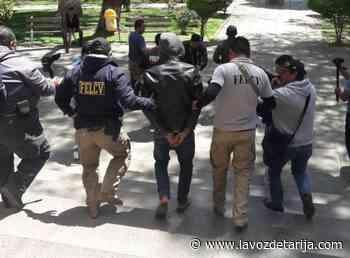 Imputado por el feminicidio de Janeth Tola es enviado a la cárcel de Tarija - La Voz de Tarija