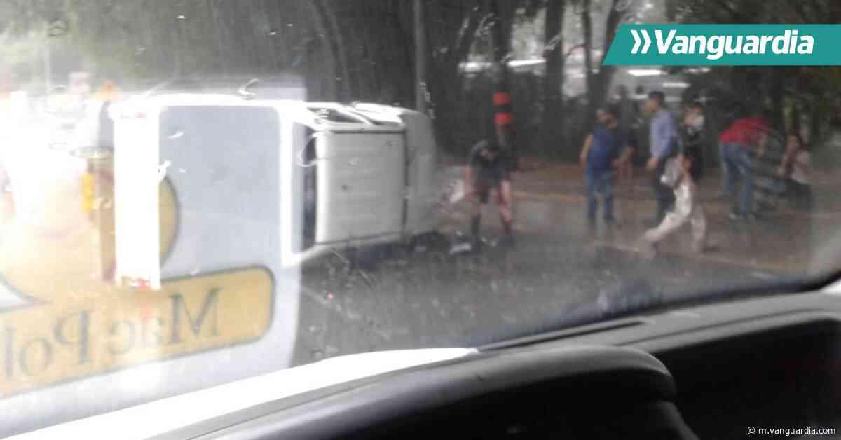 Una persona lesionada tras accidente en la vía entre Piedecuesta y Floridablanca - Vanguardia