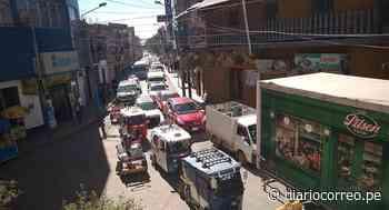 Juliaca: Comerciantes y transportistas se alistan para reactivar sus actividades - Diario Correo