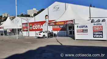 Prefeitura publica nota sobre hospital de campanha de Cotia; 4 dos 50 leitos tem respiradores - Cotia e Cia