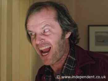 The Shining: Jack Nicholson prepares to film terrifying axe scene in resurfaced video - The Independent