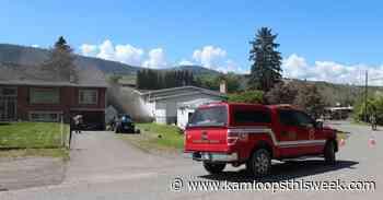 Fire in Valleyview home deemed suspicious - Kamloops This Week