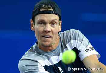 Tomas Berdych announces retirement from tennis - Yahoo Sports