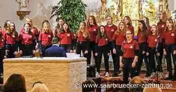 Online-Video-Casting für Neueinsteiger beim Kinder- und Jugendchor Freisen - Saarbrücker Zeitung