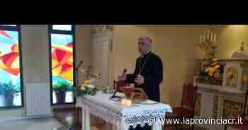 VIDEO La visita del vescovo Napolioni alla Fondazione Ospedale Caimi di Vailate - La Provincia