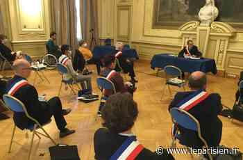 Rémi Muzeau réélu maire de Clichy dans un conseil à bonne distance - Le Parisien