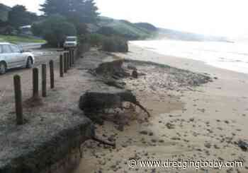 Colac Otway Highlights Importance of Coastal Protection - Dredging Today