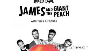 Meryl Streep, Cara Delevingne and Chris Hemsworth together to tell a story of 'James and the giant peach' - Play Crazy Game