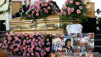 Miami's R&B singer Betty Wright gets a superstar-worthy three-hour funeral - Miami Herald