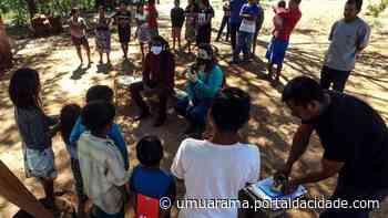 Governo entrega cestas básicas a comunidades tradicionais em Guaíra e Terra Roxa - ® Portal da Cidade | Umuarama