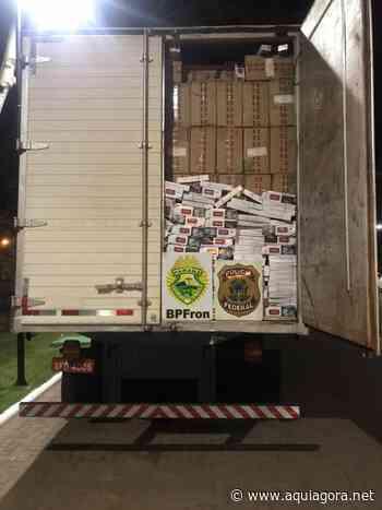 Policiais realizam apreensões em Terra Roxa e causam prejuízos na casa de R$ 2 milhões aos criminosos - Aquiagora.net