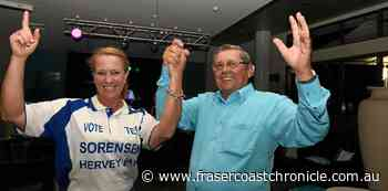 Hervey Bay MP Ted Sorensen to retire - Fraser Coast Chronicle
