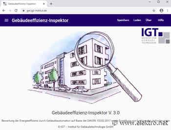Einsparpotenzial durch Gebäudeautomation berechnen - de - das elektrohandwerk