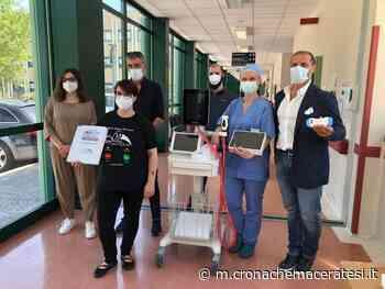Donati tre ecografi all'ospedale di Camerino - Cronache Maceratesi