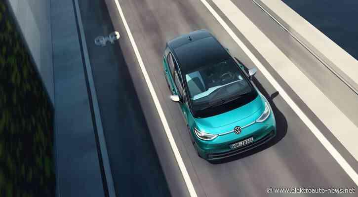 VW ID.3 soll wegen Software-Problemen mit abgespeckten Funktionen ausgeliefert werden