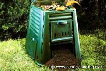 Modica, comincia la consegna delle compostiere: ecco quando - Quotidianodiragusa.it