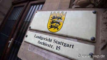 """Mordprozess in Stuttgart: Angeklagter: """"Hätte auch meine Mutter abgestochen"""" - SWP"""