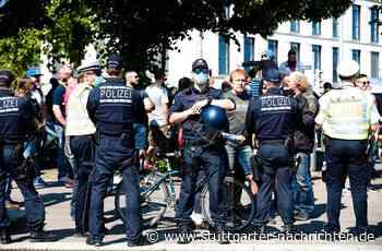 Angriff nach Corona-Protest in Stuttgart - Der Zustand des Opfers ist weiterhin kritisch - Stuttgarter Nachrichten