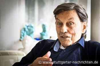 Nachruf auf Peter Wetter - Mit Leidenschaft für den Denkmalschutz - Stuttgarter Nachrichten