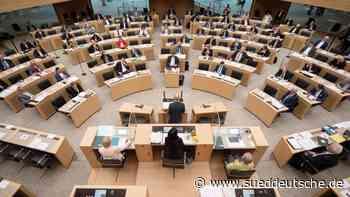 FDP: Mehr Mitsprache des Parlamentes bei Corona-Verordnungen - Süddeutsche Zeitung