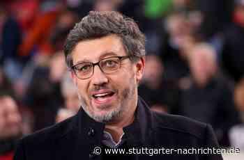 """Claus Vogt - """"Der Fußball ist entrückt"""" – Präsident des VfB Stuttgart übt Kritik - Stuttgarter Nachrichten"""