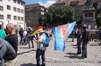 Stuttgart - AfD demonstriert gegen Corona-Beschränkungen - Stuttgarter Nachrichten