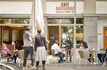 Coronakrise in Stuttgart - Das mulmige Gefühl bleibt - Stuttgarter Nachrichten
