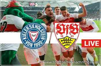 VfB Stuttgart gegen Holstein Kiel - Das Spiel im Liveticker - Stuttgarter Nachrichten