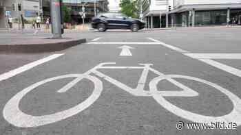 ADAC kritisiert die geplanten Corona-Radwege in Stuttgart - BILD